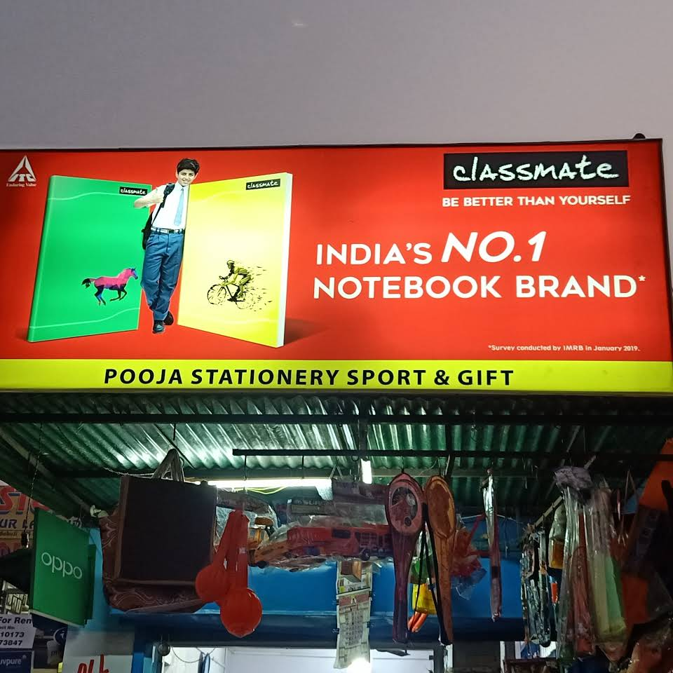 Pooja stationery sports gift & gift shop – Stationery Shop in Greater Noida